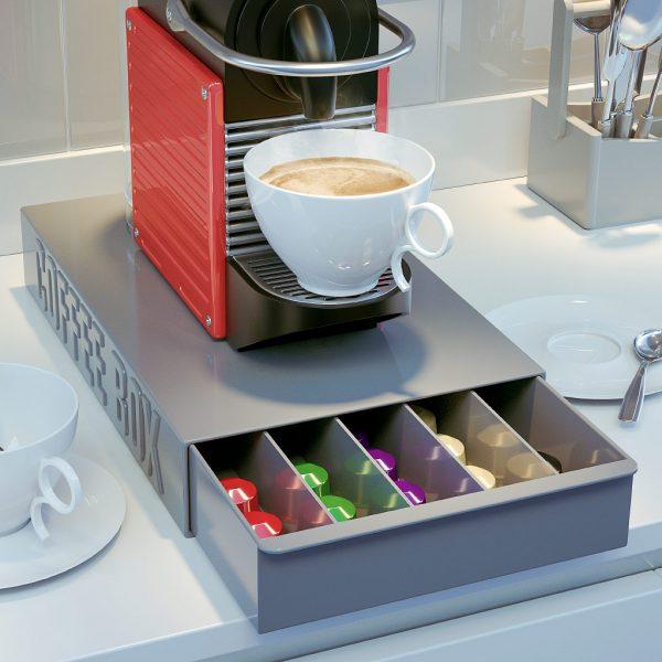 Capsulehouder - Koffiemasters.nl